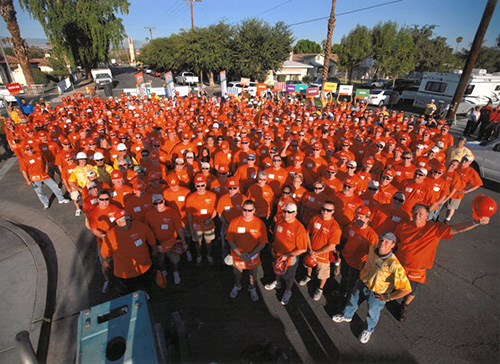 Brinly-Hardy Home Depot Foundation Habitat Build