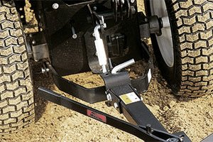 "BB 56BH feature 3 - 42"" Sleeve Hitch Rear Blade <span>