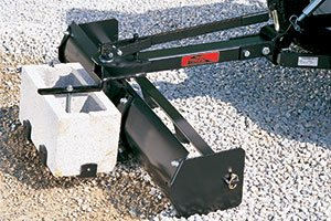 """38"""" Sleeve Hitch Box Scraper 