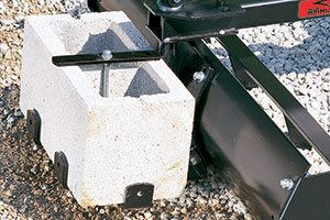 "38"" Sleeve Hitch Box Scraper 
