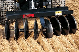 DD 55BH feature 1 - Sleeve Hitch Disc Harrow <span>|</span> DD-55BH