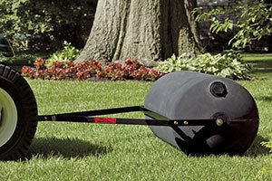 PRT 36SBH feature 1 - 42 Gallon Tow-behind Poly Lawn Roller <span>|</span> PRT-36SBH