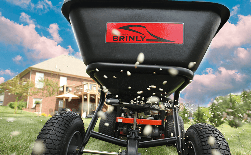 which lawn spreader is best for my job