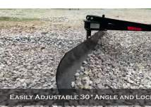 rear blade attachment marketing video thumbnail