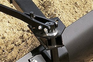 sleeve hitch angle adjustment