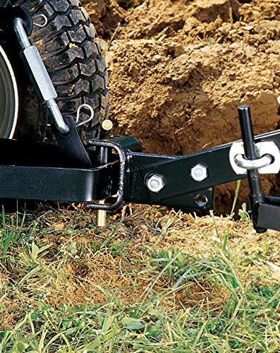 sleeve hitch attachment plow