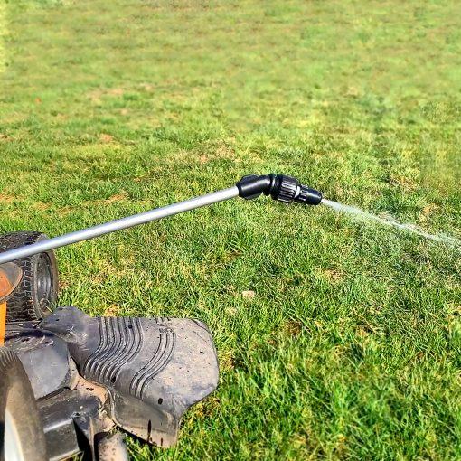 brinly 15 gallon sprayer wand
