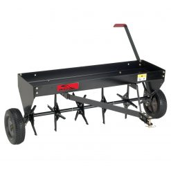 "brinly 40"" tow plug aerator right"