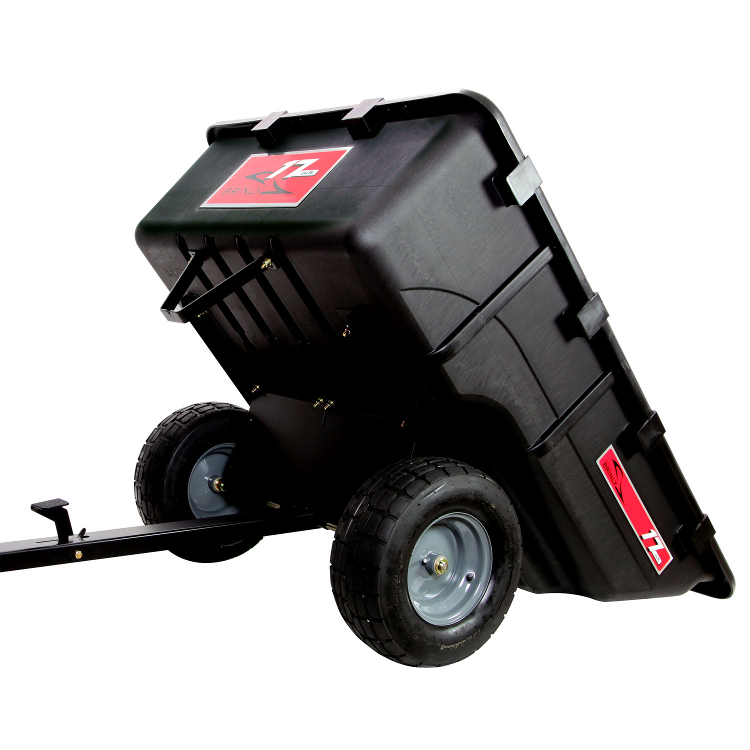 17 Cu Ft Polycart Pct 17bh Brinly Hardy Lawn And Garden Attachments