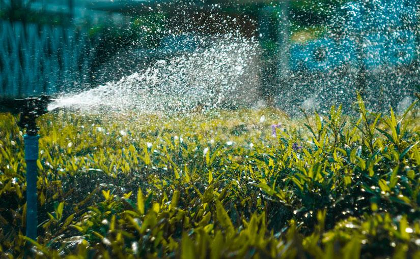 yard irrigation systems
