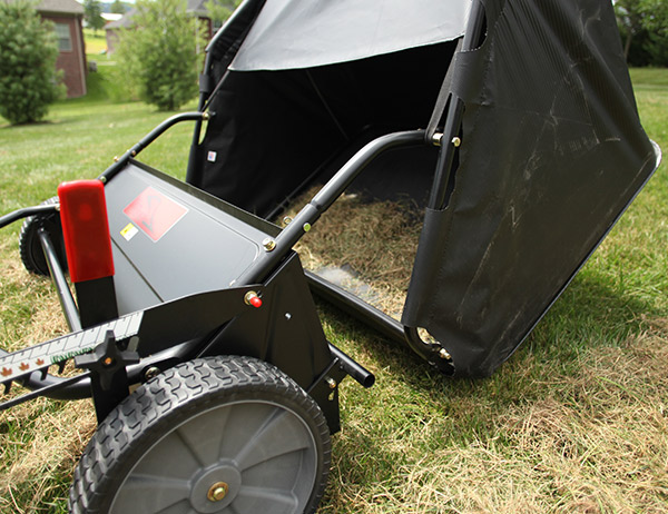42 Tow Behind Lawn Sweeper Sts 427lxh Brinly Hardy